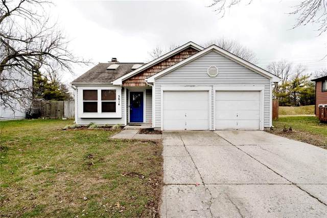 5614 Liberty Creek Boulevard, Indianapolis, IN 46254 (MLS #21759933) :: Corbett & Company