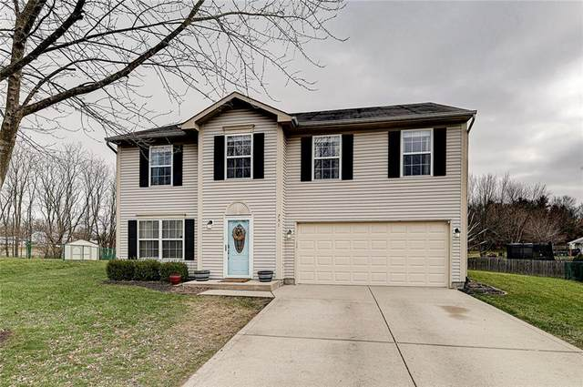 751 Shoreview Court, Franklin, IN 46131 (MLS #21759949) :: Corbett & Company