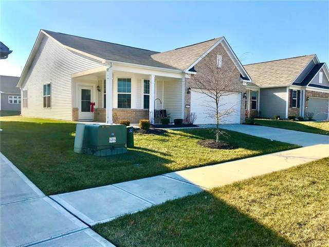 5001 Dahlia Drive, Plainfield, IN 46168 (MLS #21759950) :: Heard Real Estate Team | eXp Realty, LLC