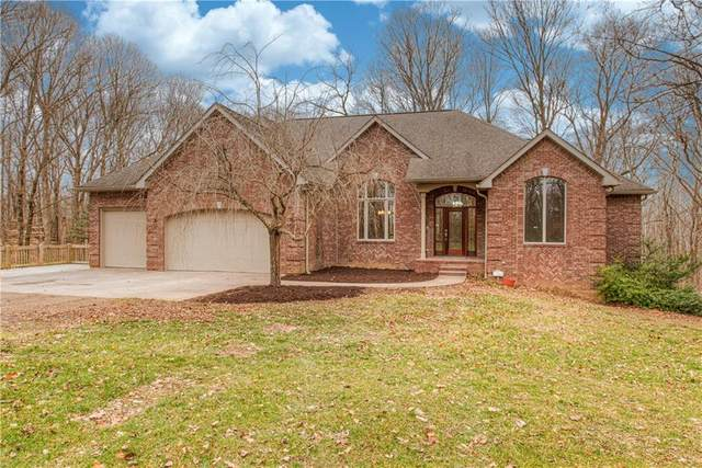 2560 Old State Road 37 N, Martinsville, IN 46151 (MLS #21759962) :: Realty ONE Group Dream