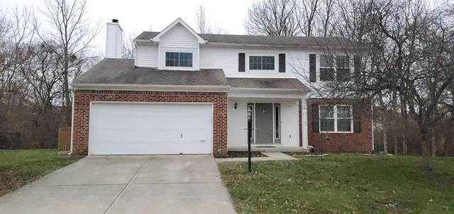 10406 Runview Circle, Fishers, IN 46038 (MLS #21759965) :: Realty ONE Group Dream
