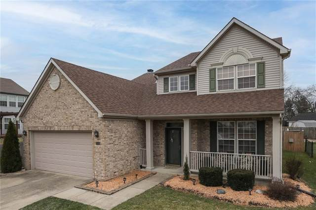 8446 Swift Court, Indianapolis, IN 46237 (MLS #21759967) :: Realty ONE Group Dream