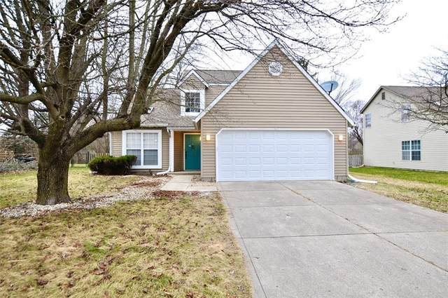 11142 Baycreek Drive, Indianapolis, IN 46236 (MLS #21759970) :: Realty ONE Group Dream