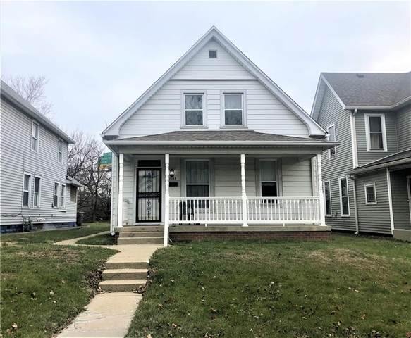1541 Barth Avenue, Indianapolis, IN 46203 (MLS #21759972) :: Mike Price Realty Team - RE/MAX Centerstone