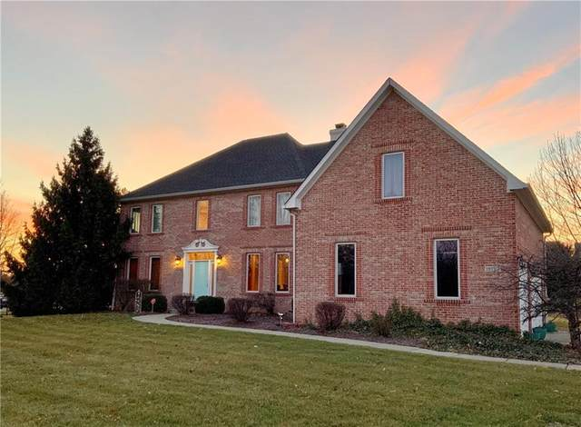16102 Brookhollow Drive, Westfield, IN 46062 (MLS #21759993) :: Mike Price Realty Team - RE/MAX Centerstone