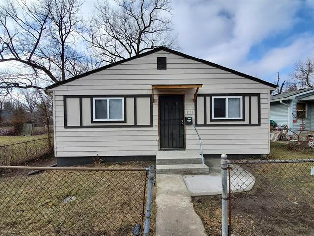 1136 S Kealing Avenue, Indianapolis, IN 46203 (MLS #21759998) :: Realty ONE Group Dream