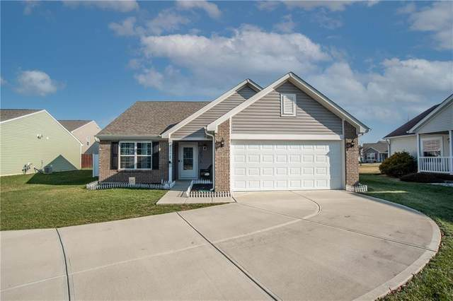 2116 Willow Oak Court, Shelbyville, IN 46176 (MLS #21760002) :: The Indy Property Source