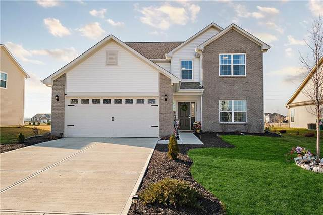 18132 Nickel Plate Drive, Westfield, IN 46074 (MLS #21760004) :: Mike Price Realty Team - RE/MAX Centerstone