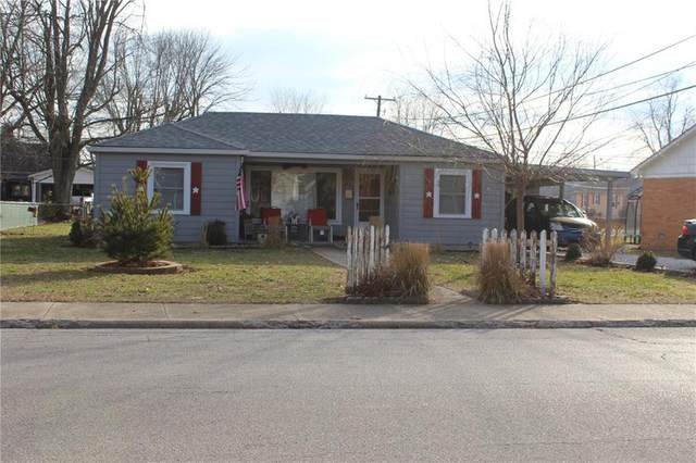 959 E Columbus Street E, Martinsville, IN 46151 (MLS #21760010) :: The Indy Property Source