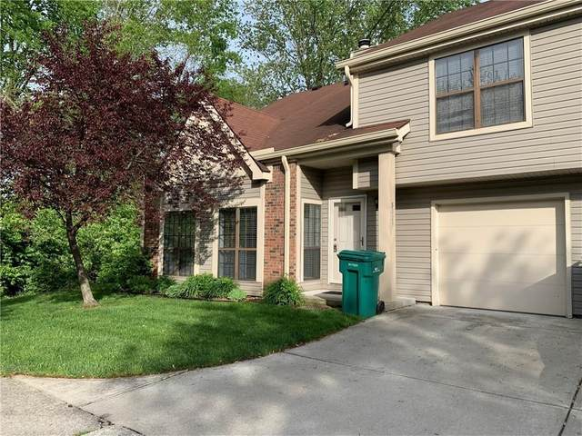 8001 Valley Farms Lane, Indianapolis, IN 46214 (MLS #21760016) :: Realty ONE Group Dream