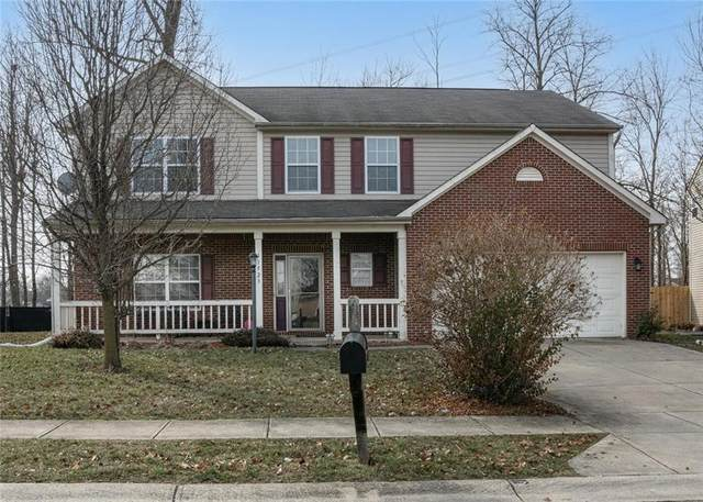 11523 Brook Crossing Lane, Indianapolis, IN 46229 (MLS #21760020) :: Mike Price Realty Team - RE/MAX Centerstone