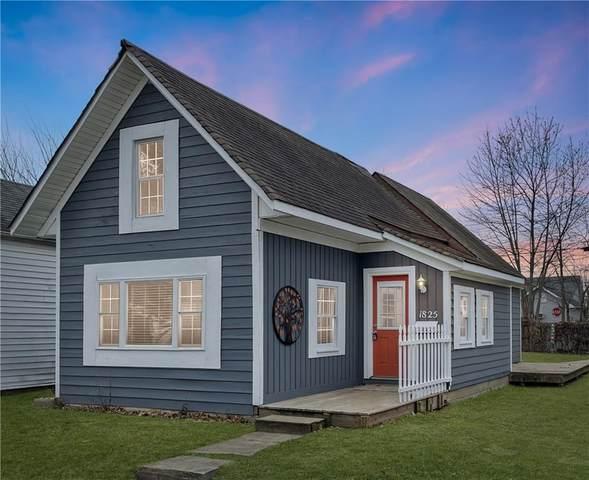 1825 Noble Street, Anderson, IN 46016 (MLS #21760030) :: Dean Wagner Realtors