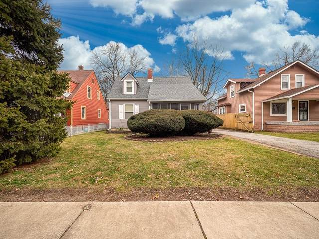 3621 N Tacoma Avenue, Indianapolis, IN 46218 (MLS #21760032) :: The ORR Home Selling Team