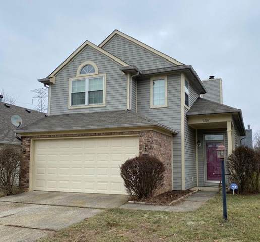 5207 Pin Oak Drive, Indianapolis, IN 46254 (MLS #21760036) :: Realty ONE Group Dream