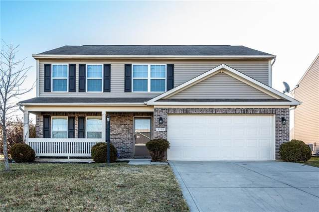 3735 Pursley Lane, Indianapolis, IN 46235 (MLS #21760042) :: Mike Price Realty Team - RE/MAX Centerstone