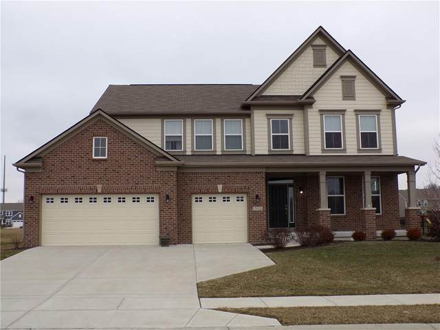 7622 Innismore Drive, Brownsburg, IN 46112 (MLS #21760054) :: Realty ONE Group Dream