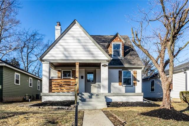 5148 Winthrop Avenue, Indianapolis, IN 46205 (MLS #21760062) :: Mike Price Realty Team - RE/MAX Centerstone