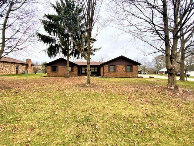 6843 Bloomfield Drive, Indianapolis, IN 46259 (MLS #21760068) :: Realty ONE Group Dream