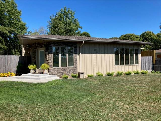 5300 E. Co. Rd.550 N. Road, Pittsboro, IN 46167 (MLS #21760074) :: AR/haus Group Realty