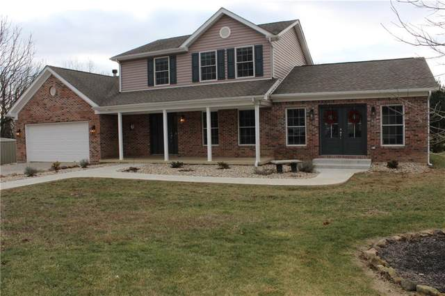 2166 S Cataract Road, Spencer, IN 47460 (MLS #21760077) :: Mike Price Realty Team - RE/MAX Centerstone