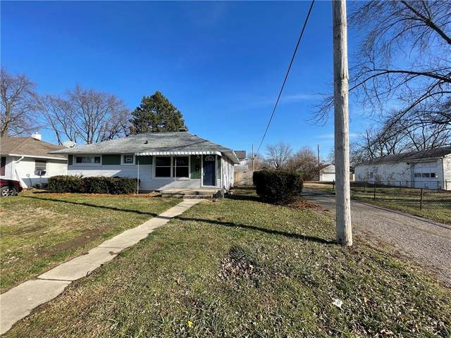 4729 Normal Avenue, Indianapolis, IN 46226 (MLS #21760095) :: Realty ONE Group Dream