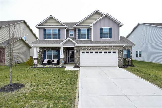 5642 Starla Lane, Plainfield, IN 46168 (MLS #21760109) :: Corbett & Company