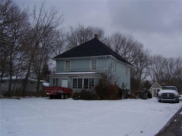 8635 S Meridian Street, Indianapolis, IN 46217 (MLS #21760111) :: The Indy Property Source