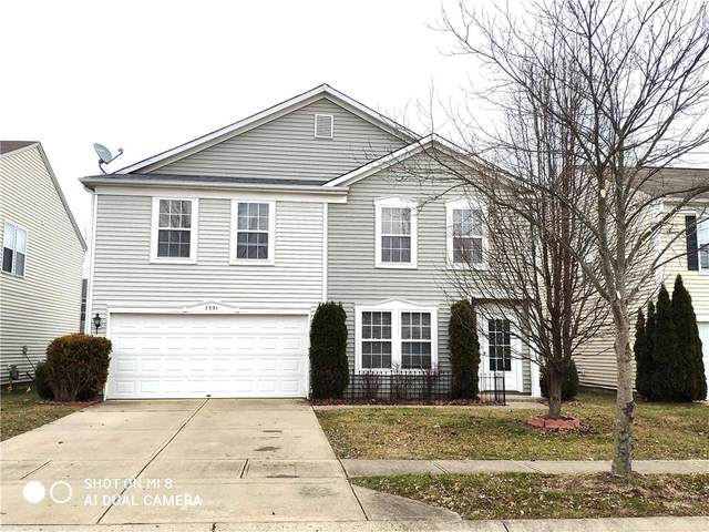 2331 Blackthorn Drive, Franklin, IN 46131 (MLS #21760126) :: Realty ONE Group Dream