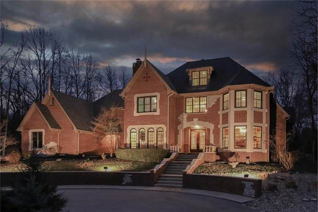 6589 W Stones Crossing Road, Greenwood, IN 46143 (MLS #21760134) :: Realty ONE Group Dream