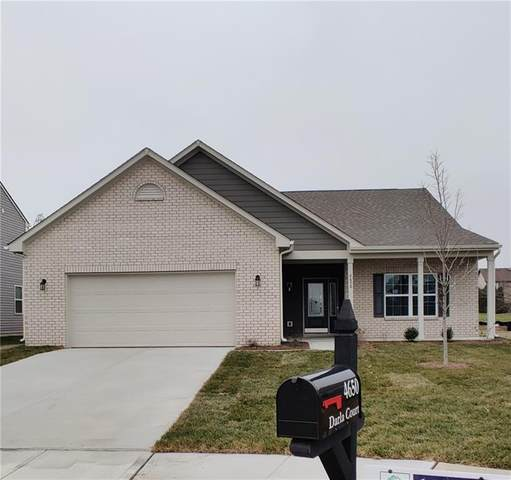 4650 Darla Court, Indianapolis, IN 46239 (MLS #21760145) :: The Indy Property Source