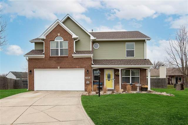 5448 Adina Court, Indianapolis, IN 46203 (MLS #21760147) :: AR/haus Group Realty