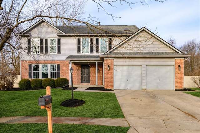 7741 Kylan Court, Fishers, IN 46038 (MLS #21760153) :: Mike Price Realty Team - RE/MAX Centerstone
