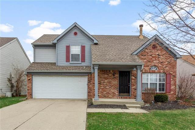 7419 Wood Court, Fishers, IN 46038 (MLS #21760157) :: Mike Price Realty Team - RE/MAX Centerstone