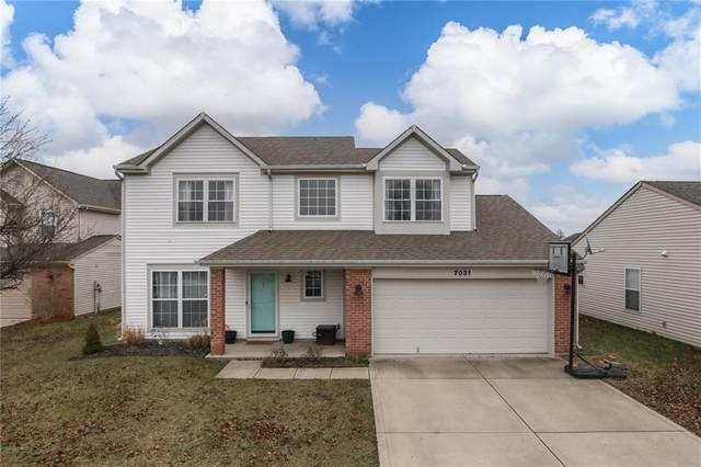 7031 Red Lake Court, Indianapolis, IN 46217 (MLS #21760158) :: Anthony Robinson & AMR Real Estate Group LLC