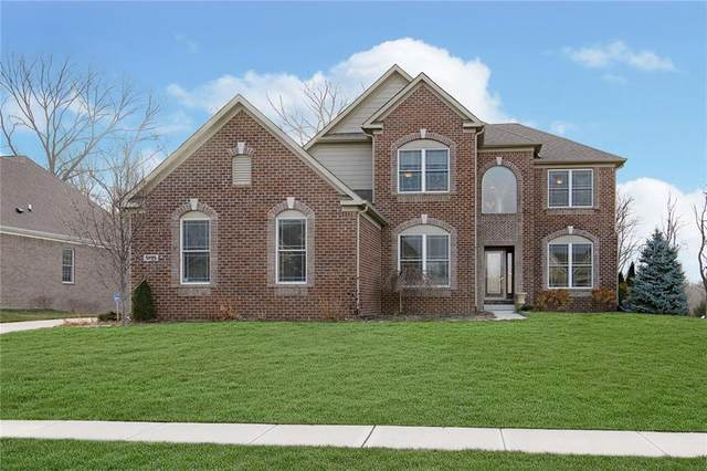 5195 Sweetwater Drive, Noblesville, IN 46062 (MLS #21760173) :: AR/haus Group Realty