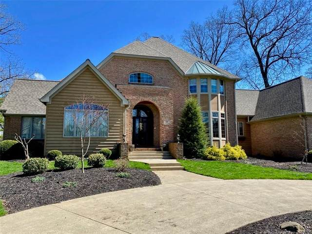 700 S Inverness Lane, Yorktown, IN 47396 (MLS #21760199) :: The ORR Home Selling Team