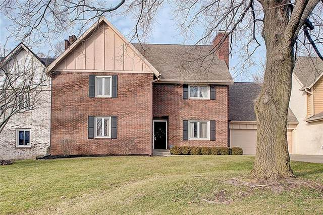 10772 Downing Street, Carmel, IN 46033 (MLS #21760204) :: AR/haus Group Realty