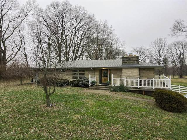 5722 W Olive Branch Road, Greenwood, IN 46143 (MLS #21760206) :: The Indy Property Source
