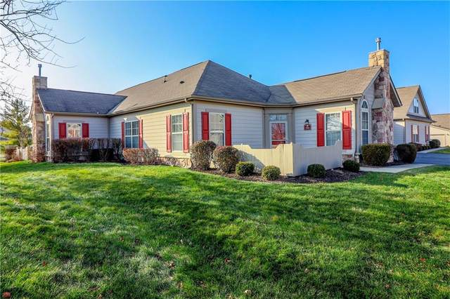7961 Cool Hollow Place #23, Indianapolis, IN 46237 (MLS #21760211) :: The Evelo Team