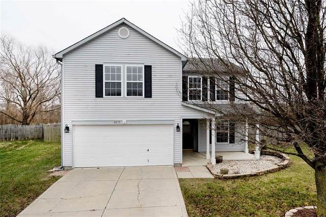 8613 Belle Union Court, Camby, IN 46113 (MLS #21760215) :: The Evelo Team