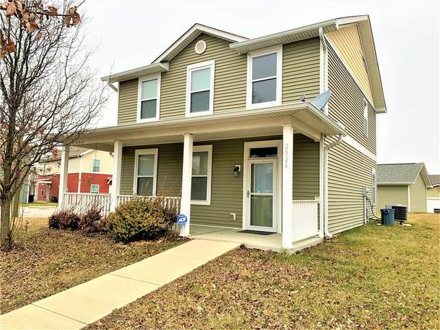2924 Hervey Street, Indianapolis, IN 46203 (MLS #21760216) :: The Evelo Team