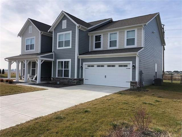 10014 Gallop Lane, Fishers, IN 46040 (MLS #21760237) :: Mike Price Realty Team - RE/MAX Centerstone
