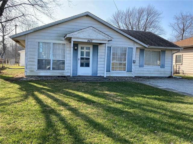 443 E North Street, Morristown, IN 46161 (MLS #21760242) :: Heard Real Estate Team | eXp Realty, LLC