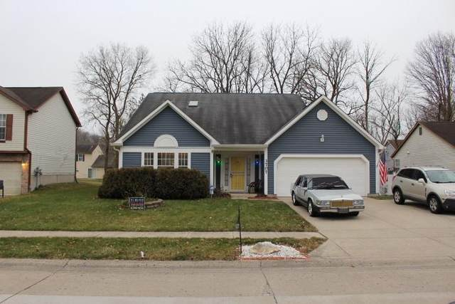 3707 Zurich Terrace, Indianapolis, IN 46228 (MLS #21760259) :: Mike Price Realty Team - RE/MAX Centerstone