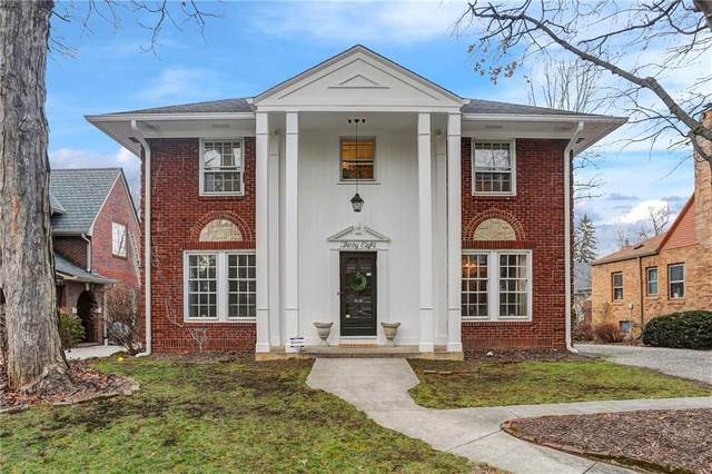 38 E 55th Street, Indianapolis, IN 46220 (MLS #21760273) :: Mike Price Realty Team - RE/MAX Centerstone
