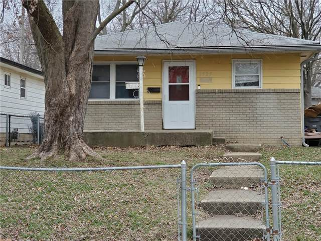 1525 Nelson Avenue, Indianapolis, IN 46203 (MLS #21760293) :: Anthony Robinson & AMR Real Estate Group LLC