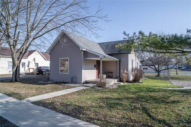 601 Young Street, Franklin, IN 46131 (MLS #21760307) :: The Indy Property Source