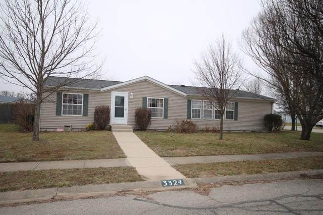 3324 Spring Valley Drive, Columbus, IN 47203 (MLS #21760337) :: Realty ONE Group Dream