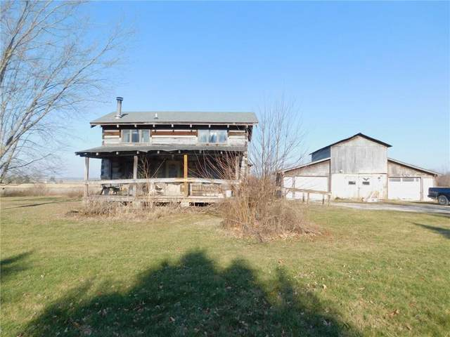 7248 N Lower Lake Drive, Martinsville, IN 46151 (MLS #21760357) :: The Indy Property Source