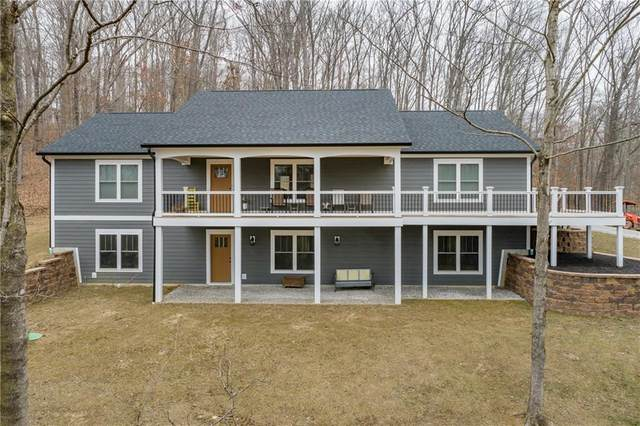 2188 E State Road 46, Nashville, IN 47448 (MLS #21760363) :: Mike Price Realty Team - RE/MAX Centerstone